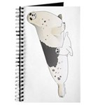 Mom and Baby Harp Seals Journal