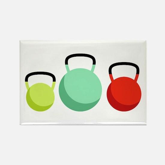 Kettlebells Magnets