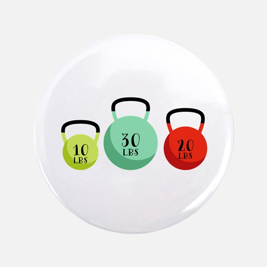 Kettlebell Weights Button