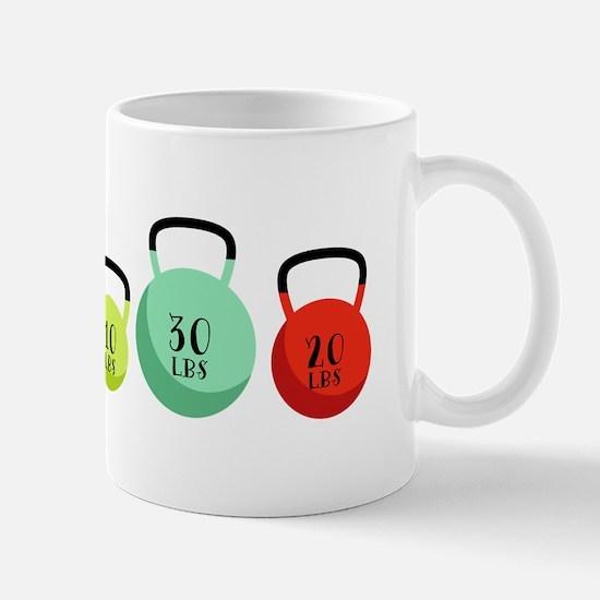 Kettlebell Weights Mugs