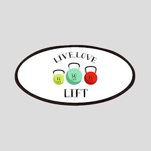 Live Love Lift Patch