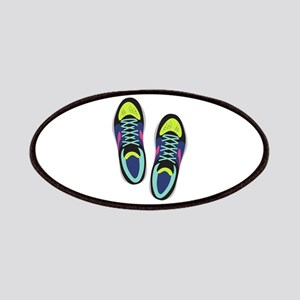 Running Shoes Patch