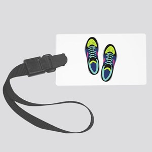 Running Shoes Luggage Tag