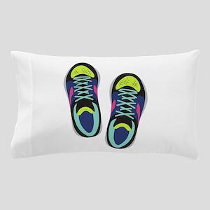 Running Shoes Pillow Case