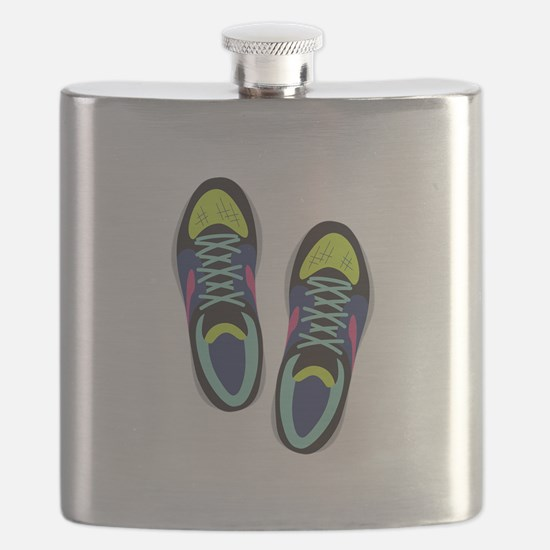 Running Shoes Flask