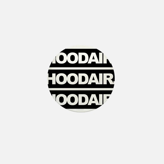 Hoodair. Mini Button