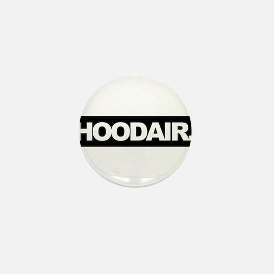 Hoodair. 1 Mini Button