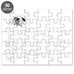 Baby Harp Seal Puzzle