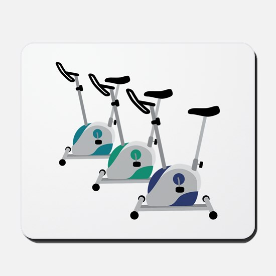 Spin Cycle Mousepad