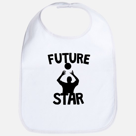 Future Volleyball Star Bib