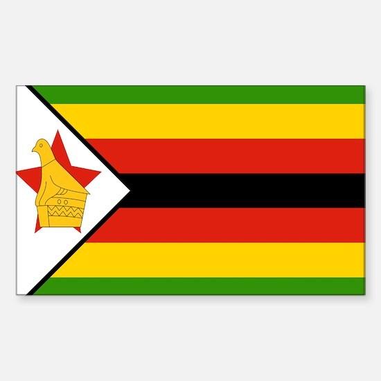 Zimbabwe Decal