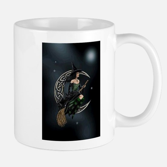 Cresent Witch Mugs