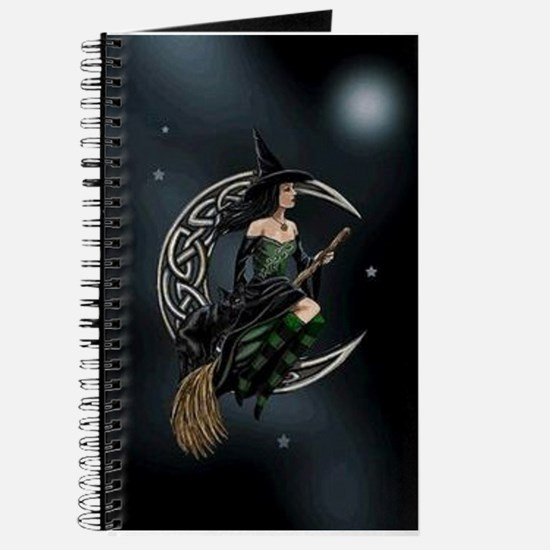 Cresent Witch Journal