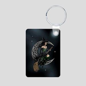 Cresent Witch Keychains