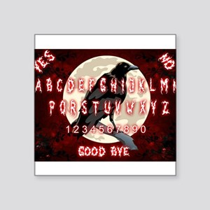 Raven Ouija Sticker