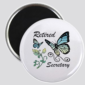 Retired Secretary Magnet