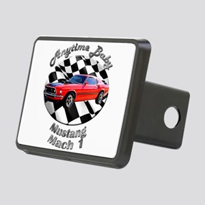Ford Mustang Mach 1 Rectangular Hitch Cover