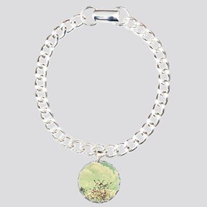 Birds of a Feather Charm Bracelet, One Charm