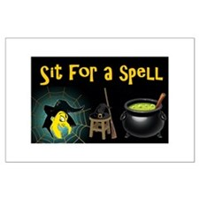 Sit for a Spell Posters