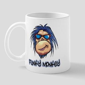 Funky Monkey Mug