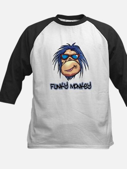 Funky Monkey Kids Baseball Jersey