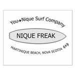 You-Nique Freak Small Poster