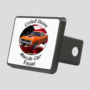 Plymouth Barracuda Rectangular Hitch Cover