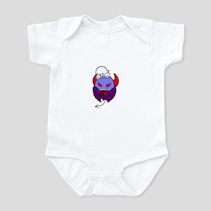 Bat & Ghost Pout Infant Bodysuit