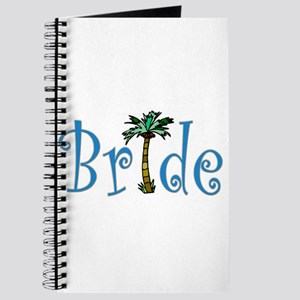 Bride with Palm Journal
