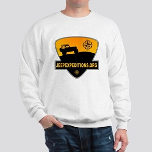 Jeep Expeditions Logo Sweatshirt