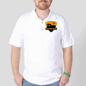Jeep Expeditions Logo Golf Shirt