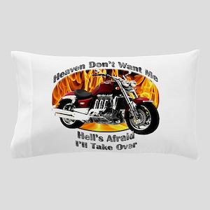 Triumph Rocket III Pillow Case