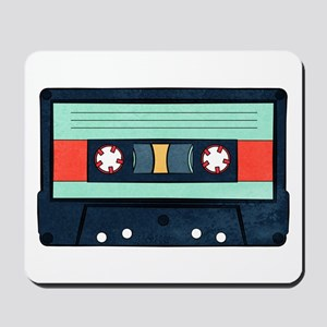 Indigo Cassette Mousepad