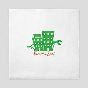Vacation Spot Queen Duvet