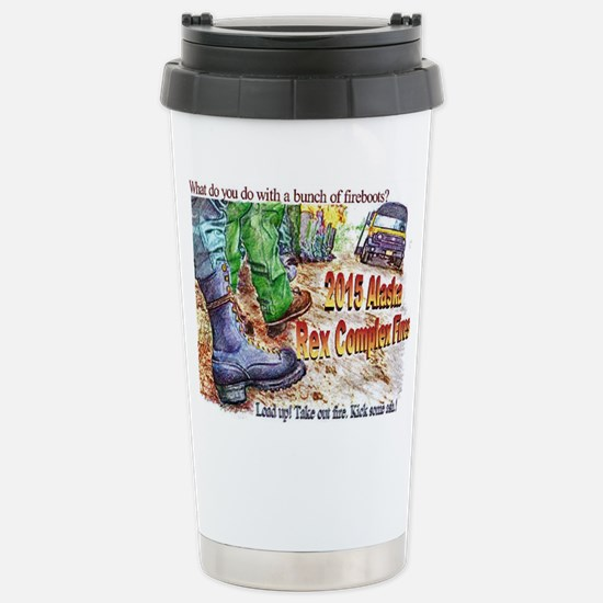 Load Up! 2015 Alaska Re Stainless Steel Travel Mug