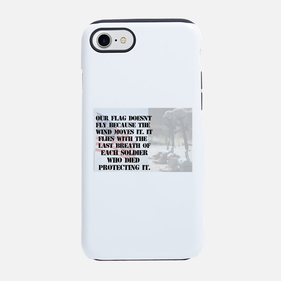 USA Soldier iPhone 8/7 Tough Case