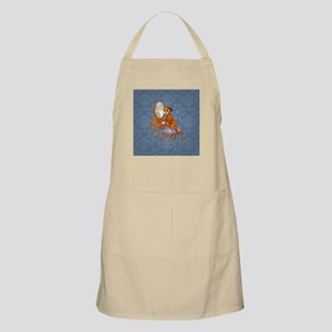 LOOKING GLASS Apron