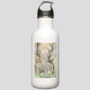 Safe Haven Stainless Water Bottle 1.0L