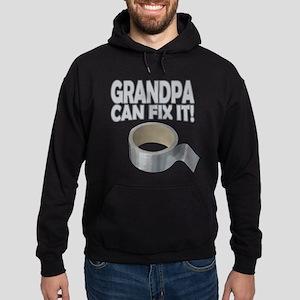 Funny - Grandpa Can Fix It! Hoodie