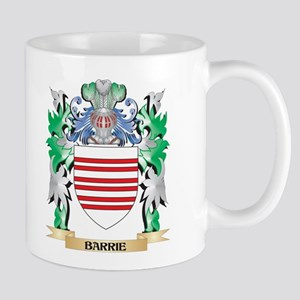 Barrie Coat of Arms - Family Crest Mugs