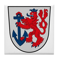 Dusseldorf Coat of Arms Tile Coaster