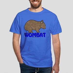 Wombat Logo III Dark T-Shirt