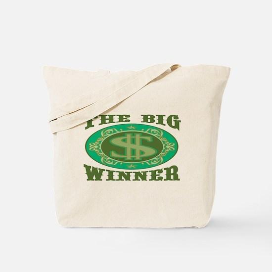 The Big Winner Tote Bag