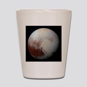 Pluto - The Largest Dwarf Planet Shot Glass