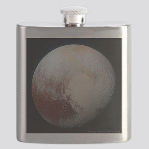 Pluto - The Largest Dwarf Planet Flask