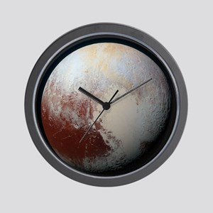 Pluto - The Largest Dwarf Planet Wall Clock