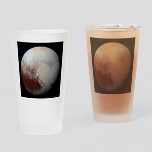 Pluto - The Largest Dwarf Planet Drinking Glass