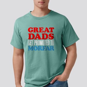 Great Dads Promoted Morfar T-Shirt