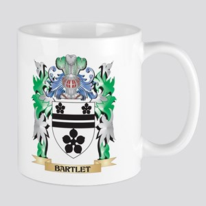 Bartlet Coat of Arms - Family Crest Mugs