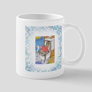Cat 535 Mugs